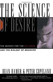 THE SCIENCE OF DESIRE by Dean Hamer