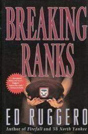 Cover art for BREAKING RANKS