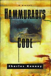HAMMURABI'S CODE by Charles Kenney