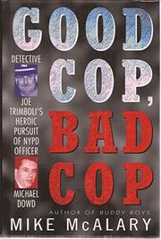 GOOD COP, BAD COP by Mike McAlary