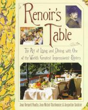 RENOIR'S TABLE by Jean-Bernard Naudin