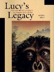 LUCY'S LEGACY by Alison Jolly