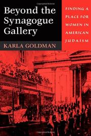 BEYOND THE SYNAGOGUE GALLERY by Karla Goldman