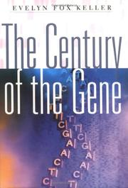 Cover art for THE CENTURY OF THE GENE