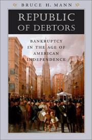 REPUBLIC OF DEBTORS by Bruce H. Mann