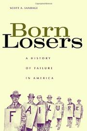 Book Cover for BORN LOSERS