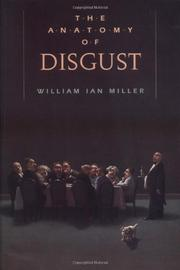 Book Cover for THE ANATOMY OF DISGUST