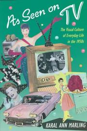AS SEEN ON TV by Karal Ann Marling