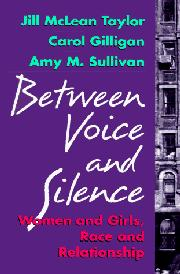 BETWEEN VOICE AND SILENCE by Jill McLean Taylor