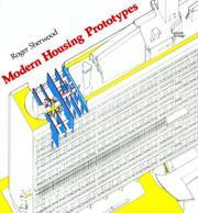 MODERN HOUSING PROTOTYPES by Roger Sherwood