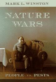 Cover art for NATURE WARS
