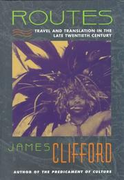 ROUTES by James Clifford
