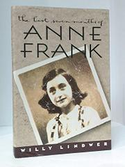 ANNE FRANK by Willy Lindwer
