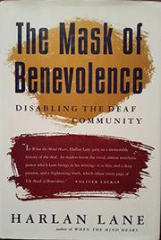 THE MASK OF BENEVOLENCE by Harlan Lane