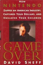 Book Cover for GAME OVER