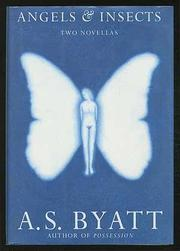 Book Cover for ANGELS AND INSECTS