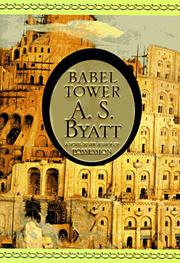 Book Cover for BABEL TOWER