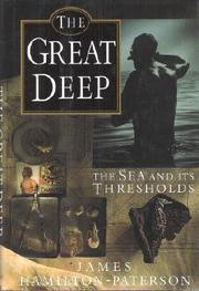 Cover art for THE GREAT DEEP