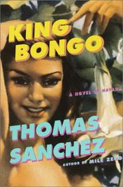 Cover art for KING BONGO