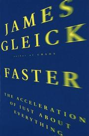 FASTER by James Gleick