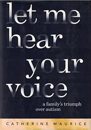 Cover art for LET ME HEAR YOUR VOICE