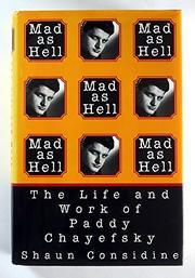 MAD AS HELL by Shaun Considine
