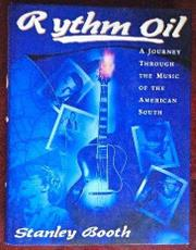 RYTHM OIL by Stanley Booth