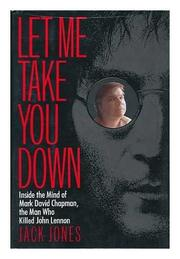 LET ME TAKE YOU DOWN by Jack Jones
