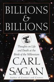BILLIONS AND BILLIONS by Carl Sagan