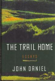 Book Cover for THE TRAIL HOME