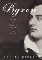 Book Cover for BYRON