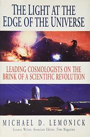 Cover art for THE LIGHT AT THE EDGE OF THE UNIVERSE