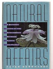 Book Cover for NATURAL AFFAIRS