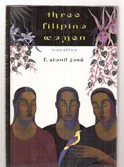 THREE FILIPINO WOMEN by F. Sionil Jose