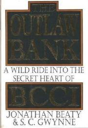 THE OUTLAW BANK by Jonathan Beaty