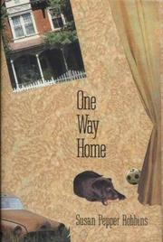 ONE WAY HOME by Susan Pepper Robbins