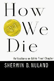 Cover art for HOW WE DIE