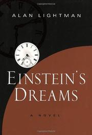 Cover art for EINSTEIN'S DREAMS