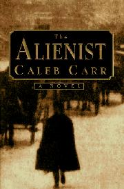 Cover art for THE ALIENIST
