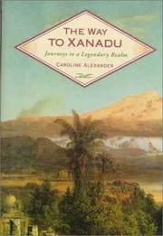 Cover art for THE WAY TO XANADU