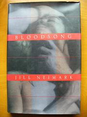 BLOODSONG by Jill Neimark