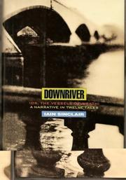 Cover art for DOWNRIVER, (or, THE VESSELS OF WRATH)