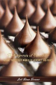 THE EMPERORS OF CHOCOLATE by Joël Glenn Brenner