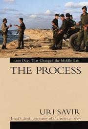THE PROCESS by Uri Savir
