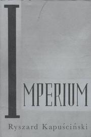 Cover art for IMPERIUM