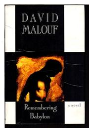 Cover art for REMEMBERING BABYLON