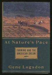 AT NATURE'S PACE by Gene Logsdon