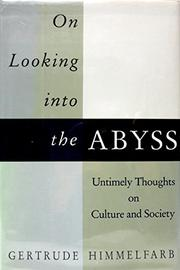 Cover art for ON LOOKING INTO THE ABYSS