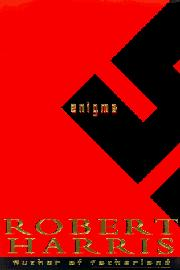 ENIGMA by Robert Harris