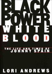 Cover art for BLACK POWER, WHITE BLOOD